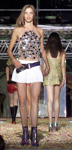 De Telegraaf I Elite Model Look 2001