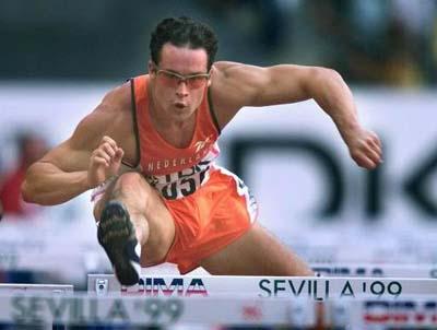 Greg Van Hest Marathon en Greg Van Hest