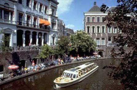 Dom Van Utrecht de Grachten Van Utrecht