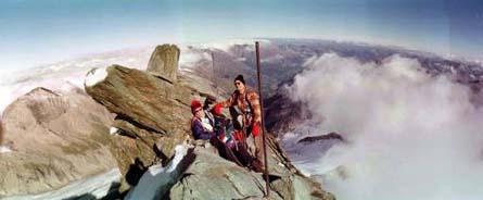 klimmen mount everest