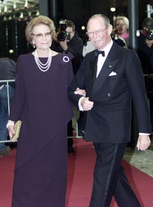 Prins Edward En Prinses Sophie